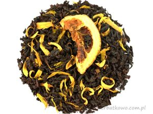 Herbata czarna Earl Grey Orange