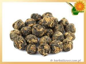 Herbata czarna Golden Dragon Pearls