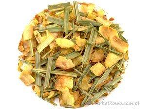 Herbatka Ajurwedyjska Kokos i Kurkuma