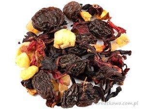 Herbatka owocowa Bananowo- Wiśniowa