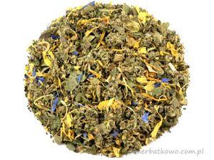 Mieszanka ziołowa Detox Tea - wzmacniająca i oczyszczająca