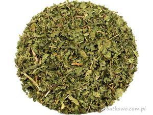 Werbena Cytrynowa liście suszone - Paragwaj