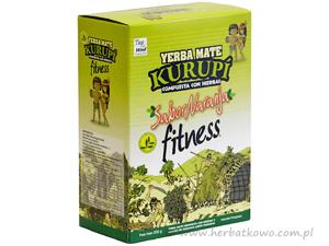 Yerba Mate Kurupi Fitness 0,5 kg