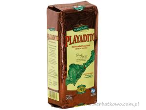 Yerba Mate Playadito Despalada 0,5 kg