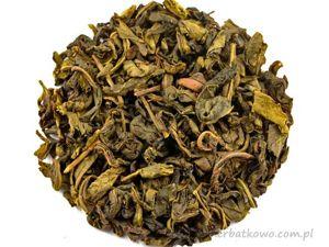 Zielona herbata Ceylon Green Jasmine