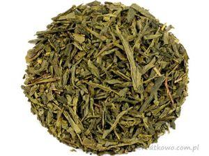 Zielona herbata China Sencha