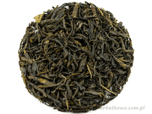Zielona herbata En Shi Yu Lu