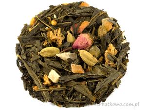 Zielona herbata Japoński Rarytas