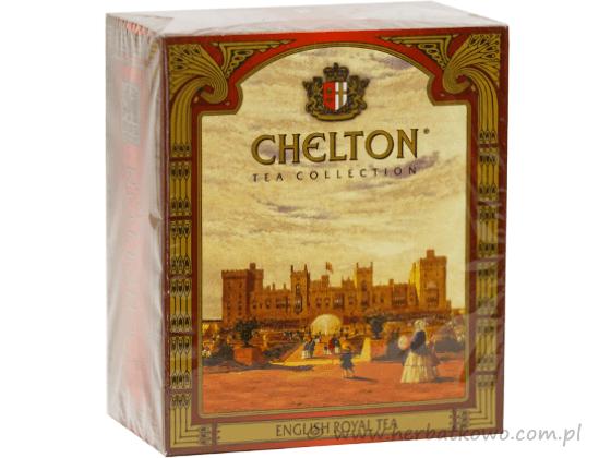 Herbata Chelton English Royal Tea 100g