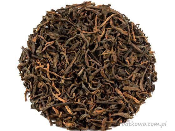 Herbata Pu Erh Guangxi Liu Pao