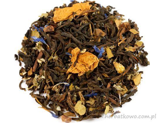 Herbata Pu Erh Guarana