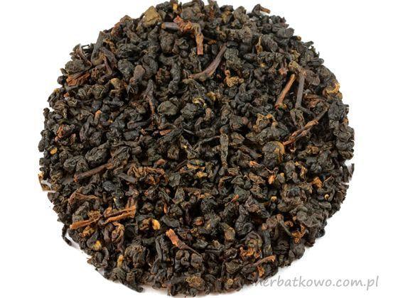 Herbata Thailand Red Oolong Royal Pearl