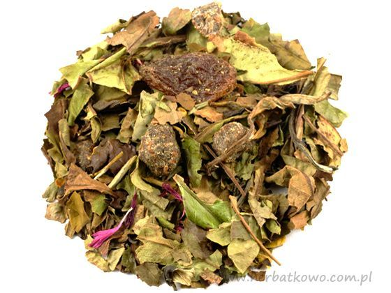 Herbata biała Brzoskwinia- Nektarynka