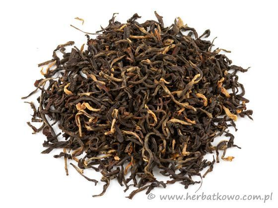 Herbata czarna Assam GTGFOP Nalani