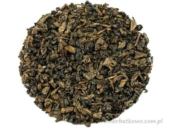 Herbata czarna China Gunpowder Black