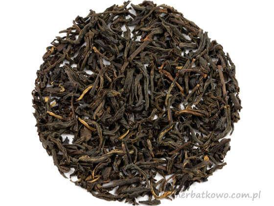 Herbata czarna Yunnan SUPERIOR BLACK OP