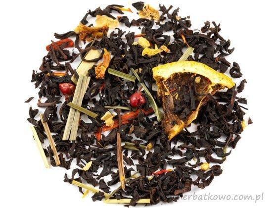 Herbata czarna Żar Pustyni