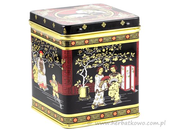 Puszka na herbatę Black Japan 1000g