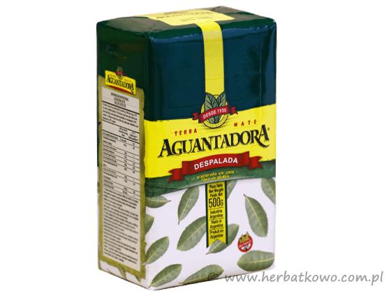 Yerba Mate Aguantadora Despalada 0,5 kg