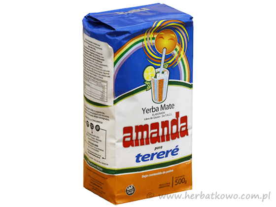 Yerba Mate Amanda Terere 500g