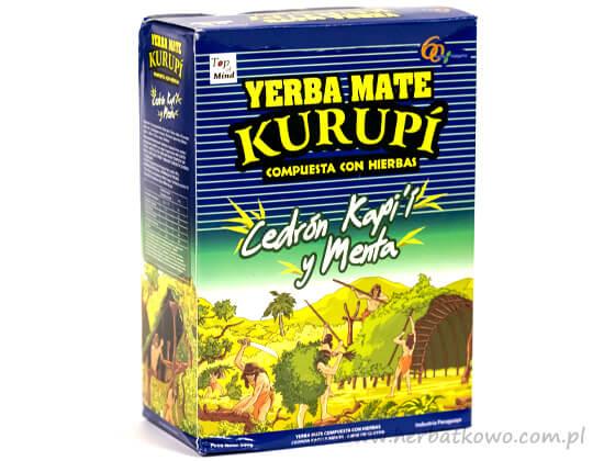 Yerba Mate Kurupi Citrus 0,5 kg