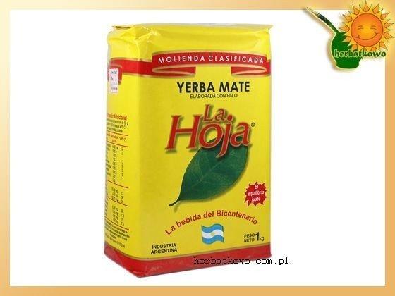 Yerba Mate La Hoja 1 kg