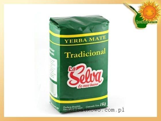 Yerba Mate La Selva Tradicional 1 kg