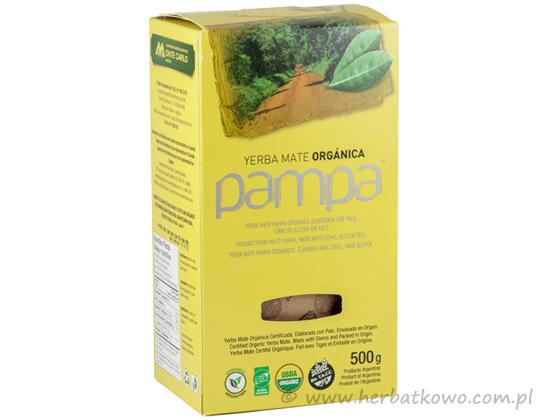 Yerba Mate Pampa Organica 0,5 kg