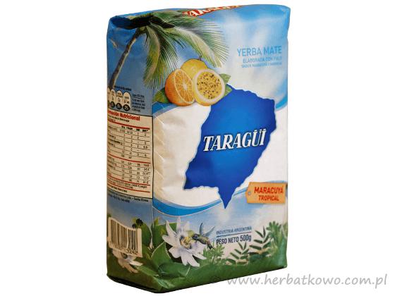 Yerba Mate Taragui Maracuya Tropical 0,5 kg