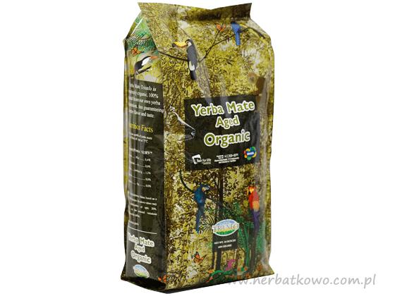 Yerba Mate Triunfo Sezonowana Organic 0,454 kg grubo cięta