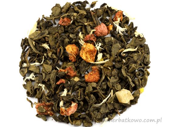 Zielona herbata Łzy Smoka